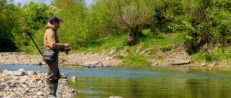 Рыбалка в Кемеровской области