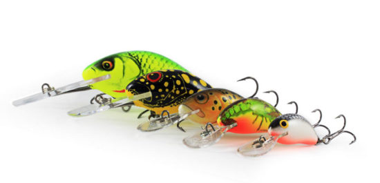 Salmo Perch Super Deep Runner