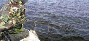 Переметы для ловли рыбы на реке